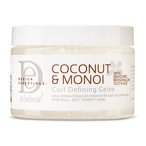 Design Essentials Coconut & Monoi Gelee (12 oz)