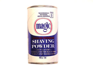 Magic Shaving Powder (5 oz)
