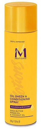 Motions Oil Sheen Spray