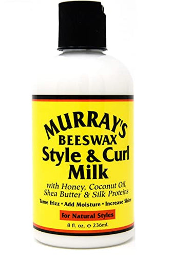 Murry's Beeswax Style & Curl Milk
