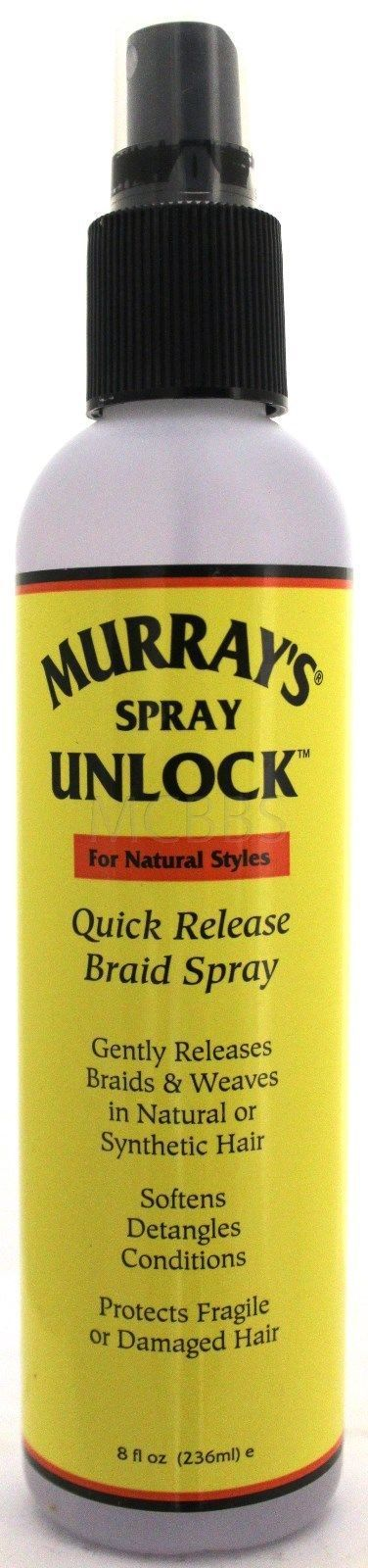 Murray's Spray Unlock