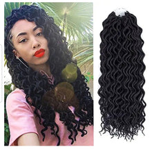 Soft Faux Locs Curly - Poetic Justice