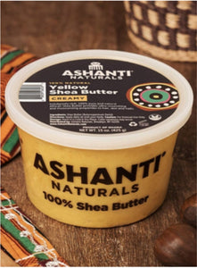 Ashanti Natural- Yellow Shea (Creamy)