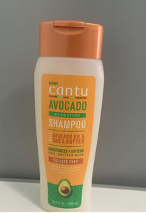 Cantu Avocado- Hydrating Shampoo