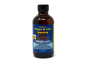 Jamaican Mango and Lime- Jamaican Black Castor Oil