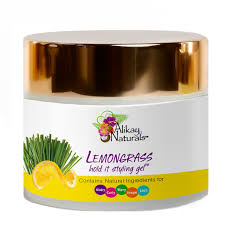 Alikay Naturals Lemongrass Hold It Styling Gel