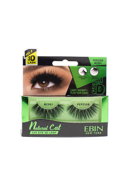 Cattention 3D Lashes