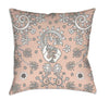 beige-floral-throw pillow