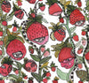 Wall Art Tapestry 'Strawberry Friends'