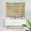 Wall Art Tapestry 'Striped'