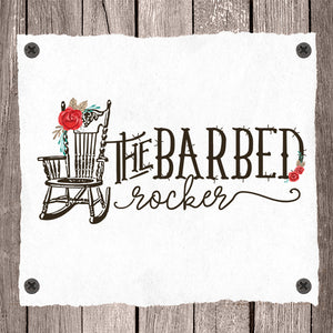 Barbed Rocker