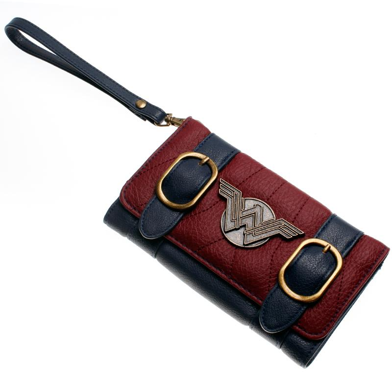 Wonder Woman Fancy Wallet
