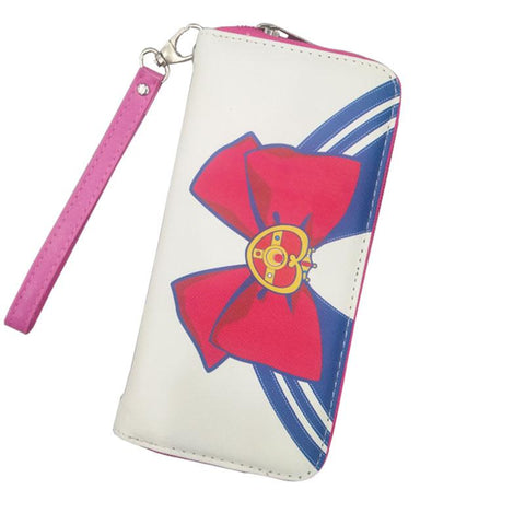 Sailor Moon Women Long Purse