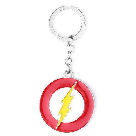 Flash Lightning Keychain