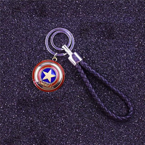 Cool Superhero Key Chains