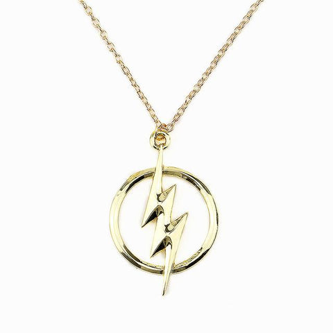 The Flash Pendant Necklace