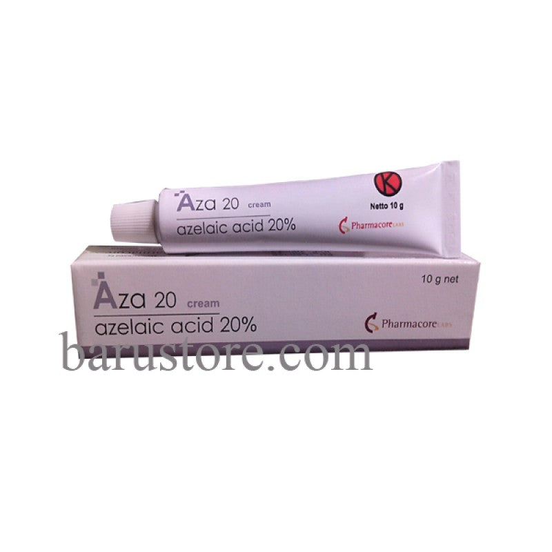 Azelaic Acid Acne Vulgaris Cream - Pimples, Stop Hair Loss