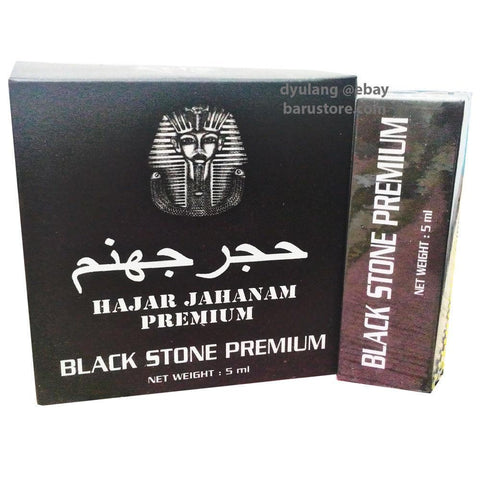 Hajar Jahanam Premium Mens Oil for Ejaculation Delay & Strong Erection