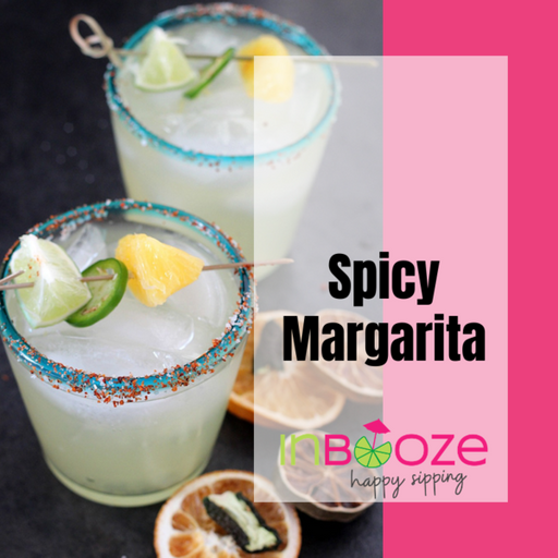 InBooze Spicy Margarita Cocktail Kit