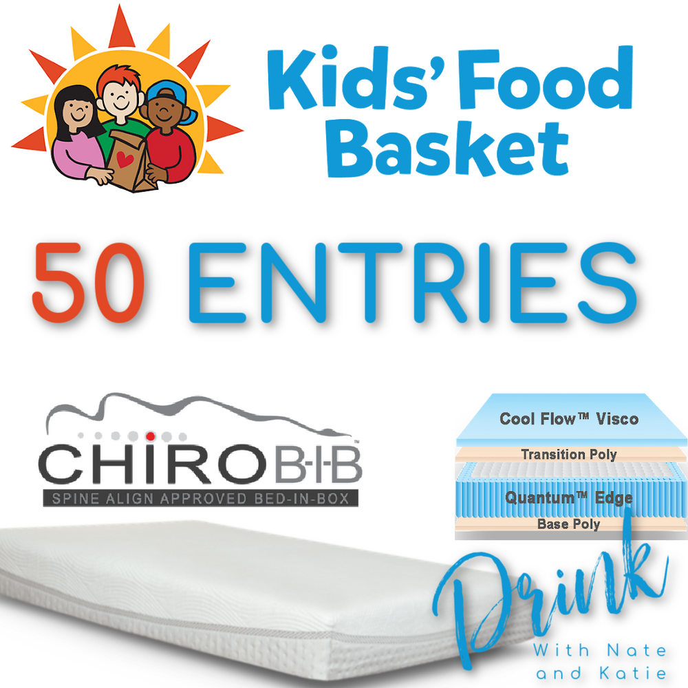 Kid's Food Basket Fundraiser and Bed-In-Box Raffle Entry