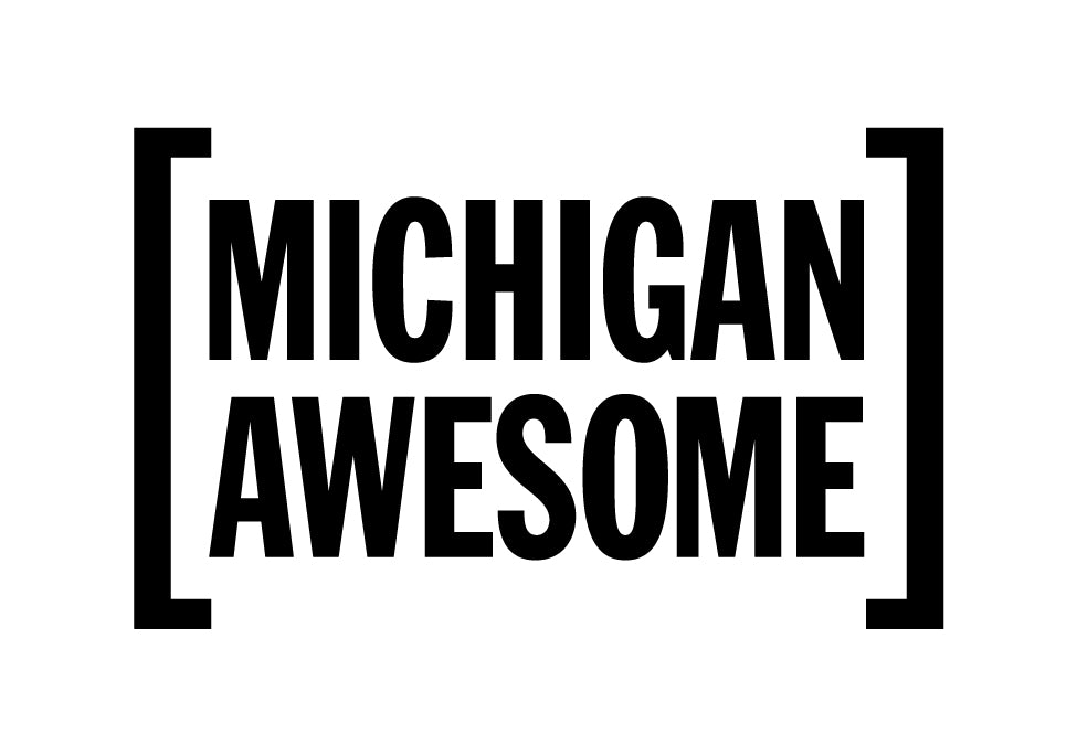 Michigan Awesome® Edition The Last Straw™ [Stainless Steel Drinking Straws]