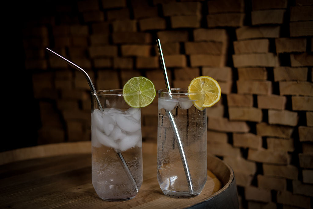 The Last Straw™ [Stainless Steel Drinking Straws], Dishwasher Safe, Cleaning Brush Included