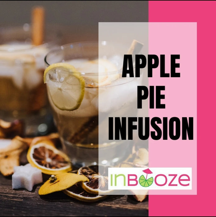 InBooze Apple Pie Cocktail Kit