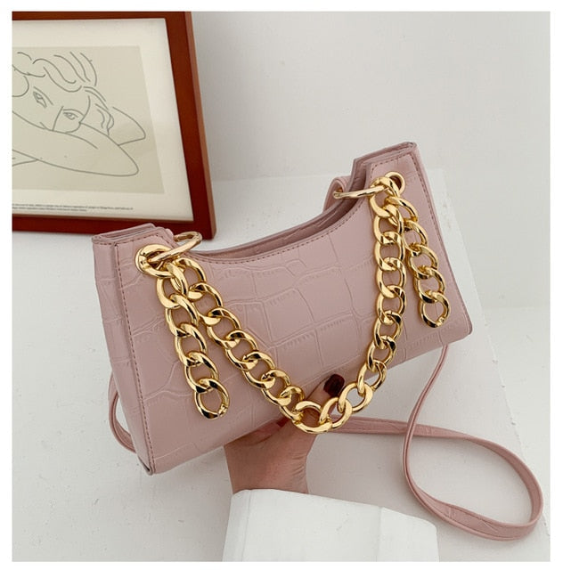 Pink shoulder bag [200971939]