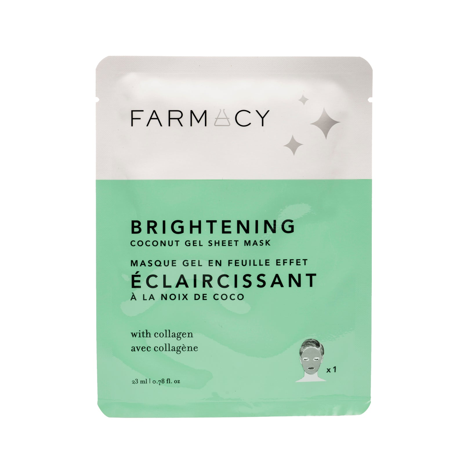 Coconut Gel Sheet Masks | Farmacy Beauty