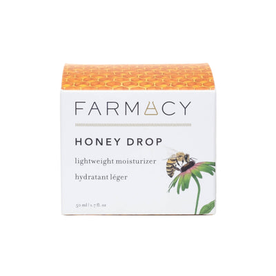 Honey Drop moisturizer packaging