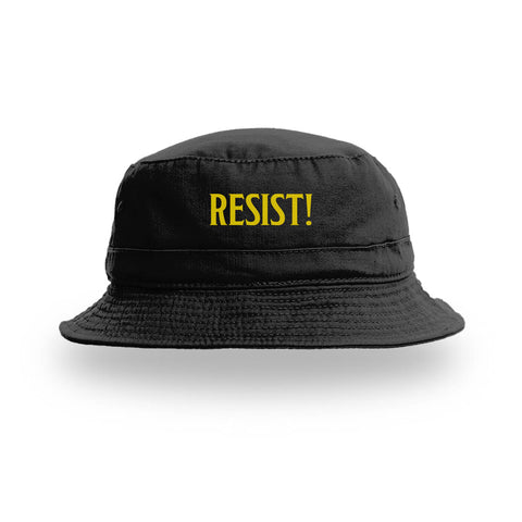 "BASEBALL HAT ""Resist!"" OLIVE"
