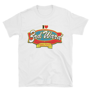 I Love 3W Southern Fried Flavor Short-Sleeve Unisex T-Shirt