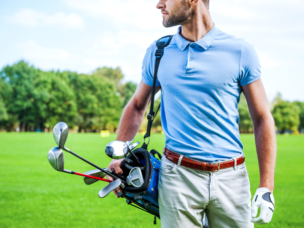 Gear Up Golfer!