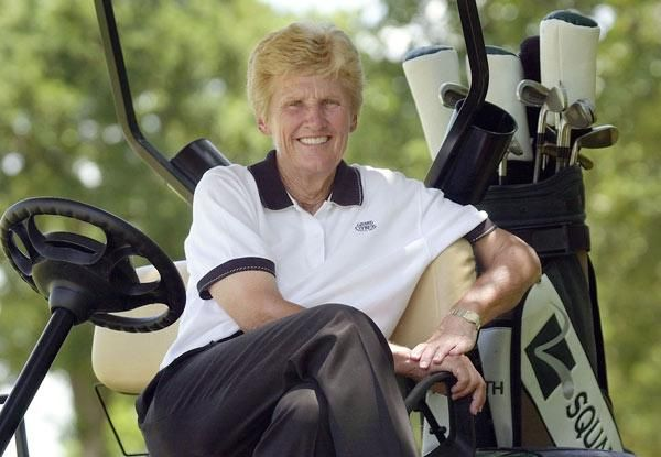 The Woman Who Dominated Golf - Kathy Whitworth