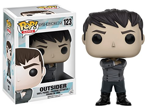 Funko Pop! Outsider (Dishonored 2)