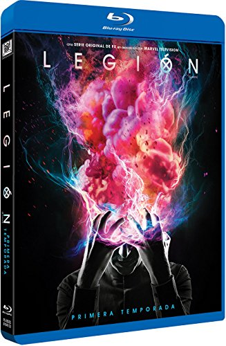 Legion: Temporada 1 (Blu-Ray)