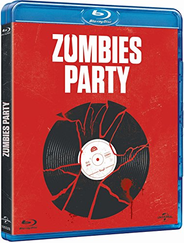 Zombies Party (Shaun of the Dead) - Blu-Ray