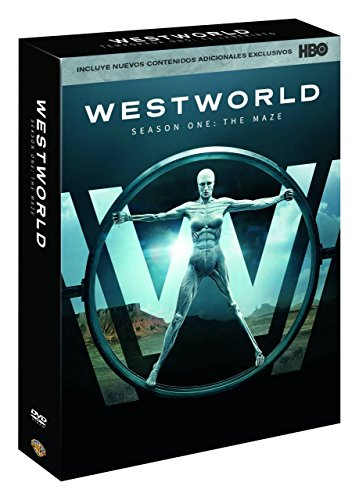 Westworld Temporada 1 (DVD)