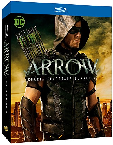 Arrow: Temporada 4 (Blu-Ray)