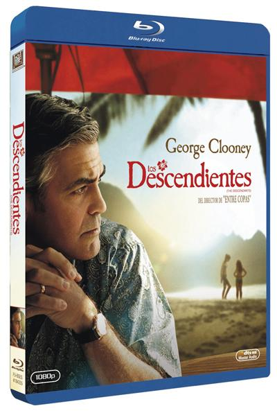 Los Descendientes (Blu-Ray)