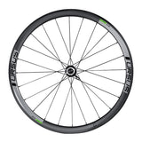 URSUS BLAZE 37 ROAD CLINCHER WHEELSET