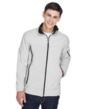 North End Men's 3 Layer Fleece Bonded Soft Shell Jacket 88099
