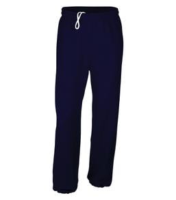 NAVY GILDAN® HEAVY BLEND™ SWEATPANTS. 1820