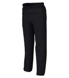 BLACK GILDAN® HEAVY BLEND™ YOUTH SWEATPANTS. 182B