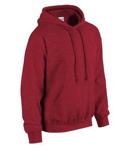 ANTIQUE CHERRY RED GILDAN® HEAVY BLEND HOODED SWEATSHIRT. 1850