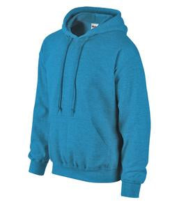 ANTIQUE SAPPHIRE GILDAN® HEAVY BLEND HOODED SWEATSHIRT. 1850