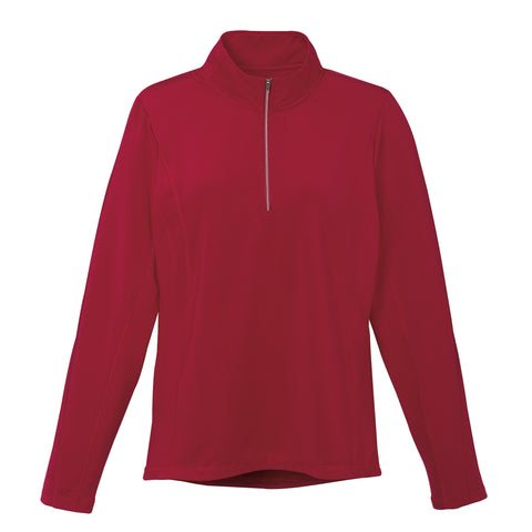Caltech Knit Quarter Zip Ladies 97807