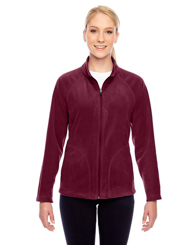 Ladies Campus Microfleece Jacket TT90W