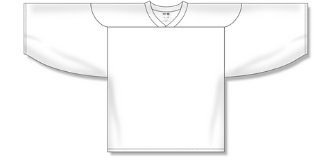 Goalie Cut Hockey Jersey H102
