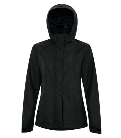 Coal Harbour Coast to Coast ladies Rain Jacket L7678